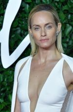 Amber Valletta Attending the Fashion Awards 2019 at the Royal Albert Hall in London