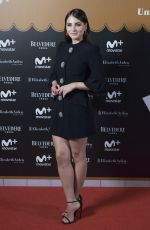 Andrea Duro At Velvet Coleccion Final Party in Madrid