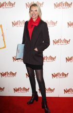 "Anneka Rice Attends the press night performance of ""Nativity! The Musical"" at The Eventim Apollo, Hammersmith in London"