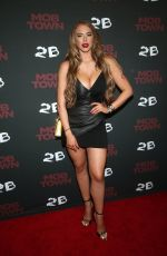 """Antje Untgaard Attends the premiere of """"Mob Town"""" at the Los Angeles Film School in Hollywood"""