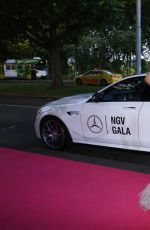 April Rose Pengilly At NGV Gala 2019 in Melbourne