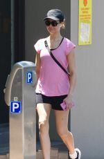 April Rose Pengilly Spotted out on a stroll in Mosman