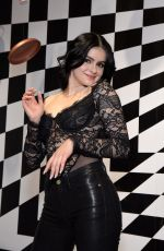 Ariel Winter At Dumpling & Associates pop-up art exhibition in Downtown Los Angeles