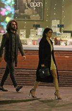 Ariel Winter At night out in Studio City