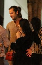 Ariel Winter & Luke Benward At Delilah in West Hollywood