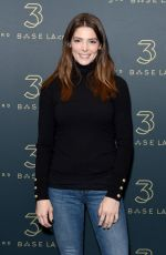 Ashley Greene At Upscale Sports Lounge 3rd Base Grand Opening in Los Angeles