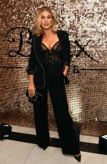 Ashley James At Boux Avenue X Megan McKenna Launch Event at Boux Avenue Oxford Street, London
