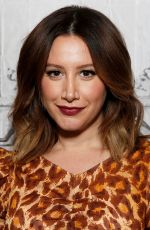 Ashley Tisdale At Build Studio in NYC