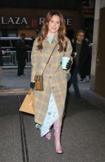 Ashley Tisdale Looks stylish while out in New York City