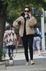 Ashley Tisdale Seen in Los Feliz