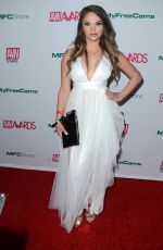Athena Faris At Adult Video News Awards Nominations Announcement in Hollywood
