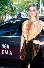 Bella Heathcote At NGV Gala 2019 in Melbourne