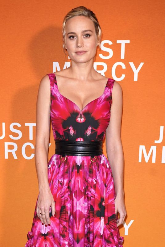 Brie Larson At Special NY Reception to Celebrate