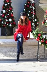 Brooke Burke At Holiday Shopping on Small Business Saturday in Beverly Hills