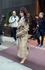 Camila Cabello Leaving her hotel in NYC