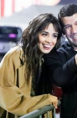 Camila Cabello Seen leaving Jingle Ball in Inglewood