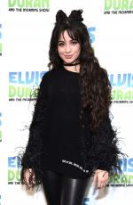 "Camila Cabello Visits ""The Elvis Duran Z100 Morning Show"" at Z100 studios in New York"