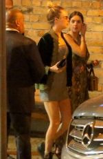 Cara Delevingne and Ashley Benson Out in Rio de Janeiro, Brazil