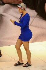 Cardi B goes Makeup free as she hits the mall in Miami