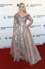 Carrie Underwood At 2019 Kennedy Center Honors at The Kennedy Center in Washington
