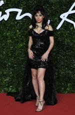 Charli XCX At The Fashion Awards at Royal Albert Hall in London