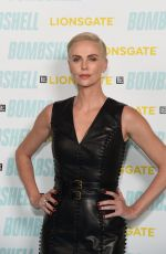 """Charlize Theron At BAFTA Q&A for """"Bombshell"""" in London"""