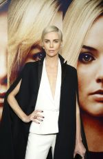 """Charlize Theron At """"Bombshell"""" New York Screening at Jazz at Lincoln Center in New York City"""