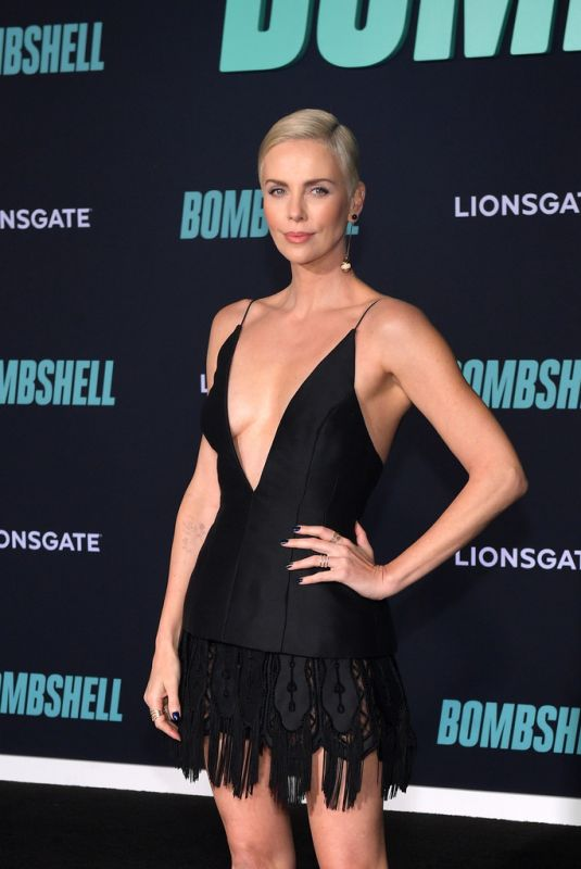 Charlize Theron At Special Screening of Liongate