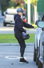 Charlize Theron Out in West Hollywood