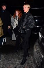 Chloe Sevigny and BFF Natasha Lyonne Spotted out at the SNL After Party in New York City