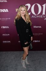 Christie Brinkley At Footwear News Achievement Awards at IAC in New York City