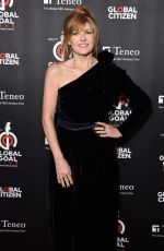 Connie Britton At 2019 Global Citizen Prize at the Royal Albert Hall in London