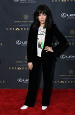 Constance Wu At 18th Annual Unforgettable Gala in Beverly Hills