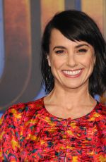 Constance Zimmer At Premiere Of Sony Pictures