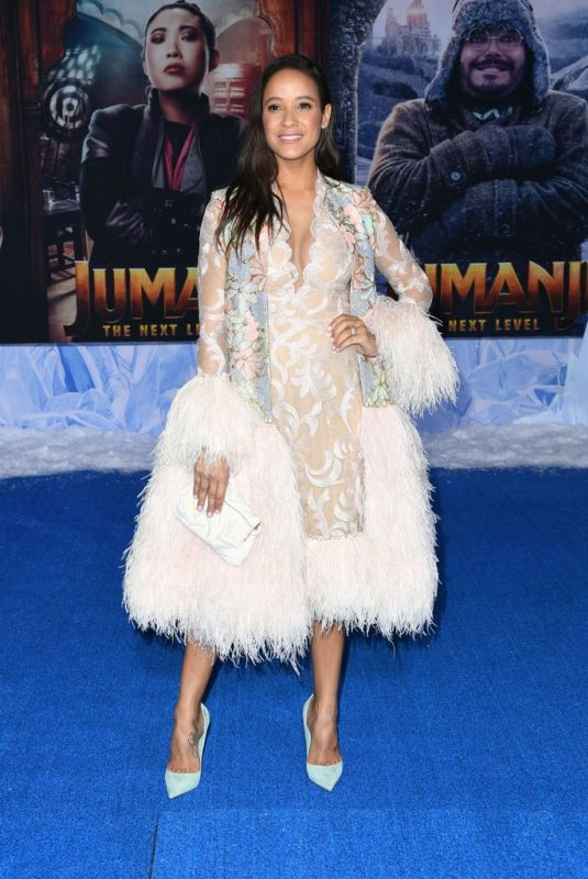 "Dania Ramirez At ""Jumanji: The Next Level"" premiere in Hollywood"