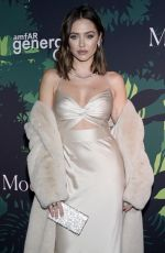 Delilah Belle Hamlin At amfAR generationCURE Holiday Party in NYC