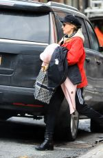 Diane Kruger Pictured Stepping out in New York City