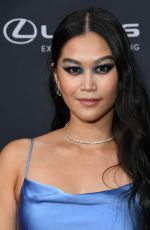 Dianne Doan At Unforgetttable Gala 2019 held at Beverly Hilton Hotel