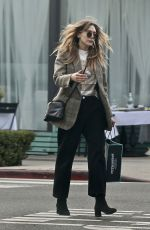 Elizabeth Olsen Shopping in Beverly Hills
