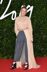Ellie Goulding At The Fashion Awards at Royal Albert Hall in London