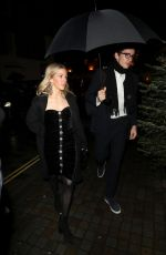 Ellie Goulding Attends Edoardo Mapelli Mozzi and Princess Beatrice of York