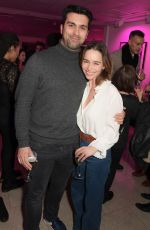 Emilia Clarke At Press night after party for The Donmar