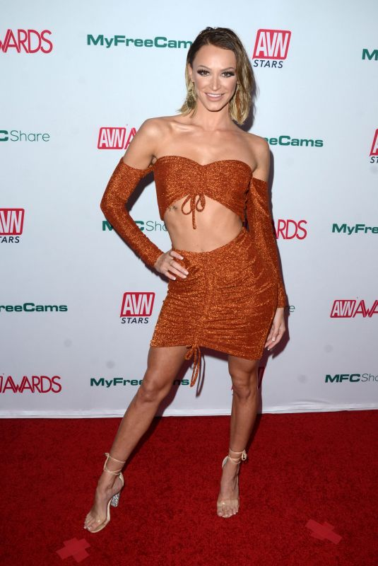 Emma Hix At Adult Video News Awards Nominations Announcement in Hollywood
