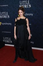 "Emma Watson At ""Little Women"" World Premiere in NYC"