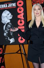 Erika Jayne At Chicago Broadway Photocall The Lamb