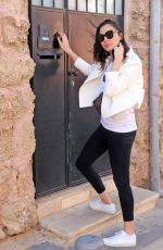 Gal Gadot Is Seen While On Holiday In Israel