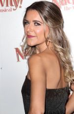 "Gemma Oaten Attends the press night performance of ""Nativity! The Musical"" at The Eventim Apollo, Hammersmith in London"