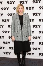 Greta Gerwig In Conversation with Annette Insdorf at 92Y, New York