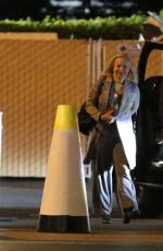 Hailey Bieber Seen out with her mom to watch a movie in Hollywood