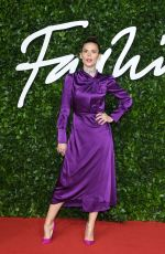 Hayley Atwell At The Fashion Awards at Royal Albert Hall in London